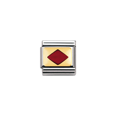 modulaire unisex bijoux Nomination Composable 030206/02
