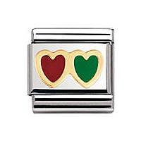 modulaire unisex bijoux Nomination Composable 030207/01