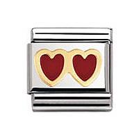 modulaire unisex bijoux Nomination Composable 030207/02
