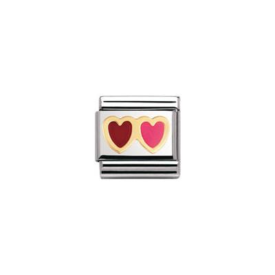 modulaire unisex bijoux Nomination Composable 030207/06