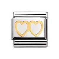 modulaire unisex bijoux Nomination Composable 030207/08