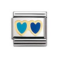 modulaire unisex bijoux Nomination Composable 030207/10