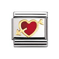 modulaire unisex bijoux Nomination Composable 030207/12