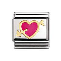 modulaire unisex bijoux Nomination Composable 030207/14