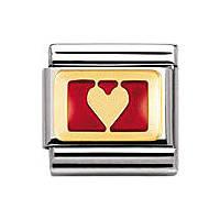 modulaire unisex bijoux Nomination Composable 030207/17