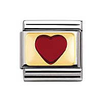 modulaire unisex bijoux Nomination Composable 030207/21