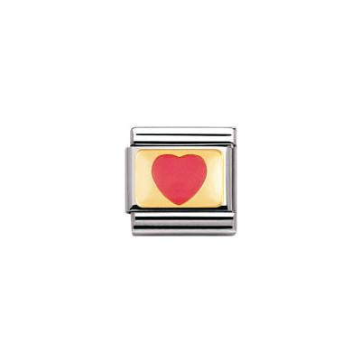 modulaire unisex bijoux Nomination Composable 030207/25