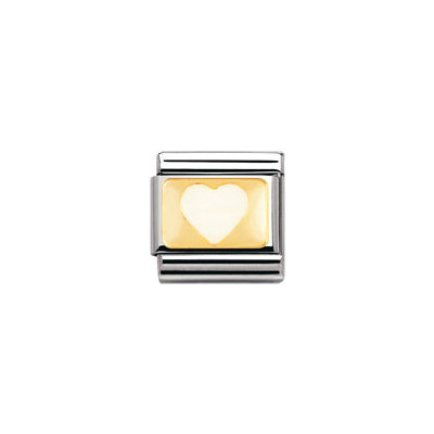 modulaire unisex bijoux Nomination Composable 030207/27