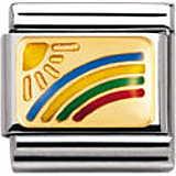 modulaire unisex bijoux Nomination Composable 030208/01