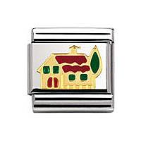 modulaire unisex bijoux Nomination Composable 030208/19
