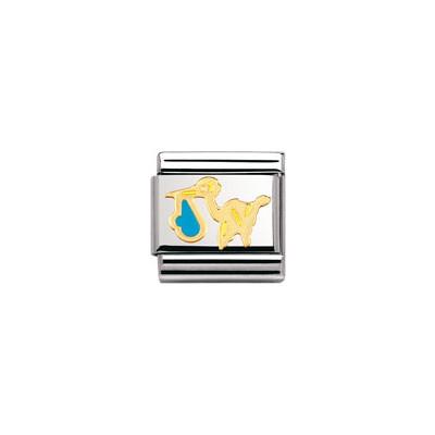 modulaire unisex bijoux Nomination Composable 030208/20