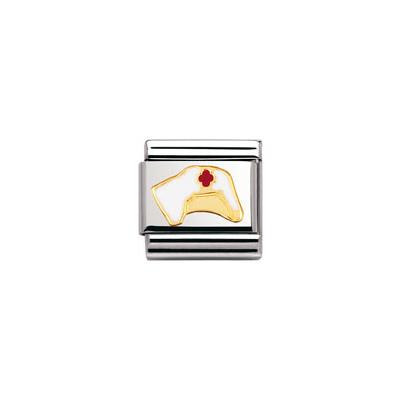modulaire unisex bijoux Nomination Composable 030208/25