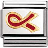modulaire unisex bijoux Nomination Composable 030208/30