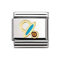 modulaire unisex bijoux Nomination Composable 030208/42