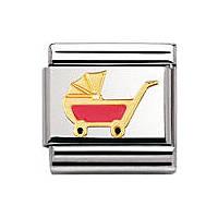 modulaire unisex bijoux Nomination Composable 030208/49