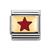 modulaire unisex bijoux Nomination Composable 030209/06