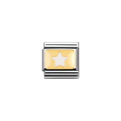 modulaire unisex bijoux Nomination Composable 030209/12