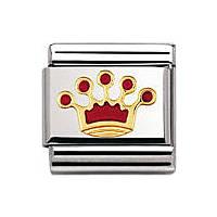 modulaire unisex bijoux Nomination Composable 030209/18