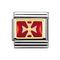 modulaire unisex bijoux Nomination Composable 030209/22