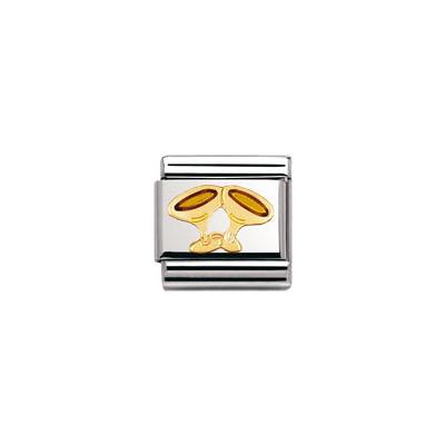 modulaire unisex bijoux Nomination Composable 030209/24