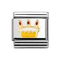 modulaire unisex bijoux Nomination Composable 030209/26