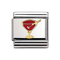 modulaire unisex bijoux Nomination Composable 030209/29