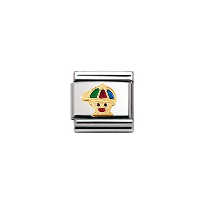modulaire unisex bijoux Nomination Composable 030209/36