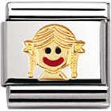 modulaire unisex bijoux Nomination Composable 030209/37
