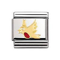 modulaire unisex bijoux Nomination Composable 030211/06