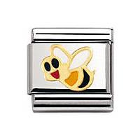 modulaire unisex bijoux Nomination Composable 030211/11