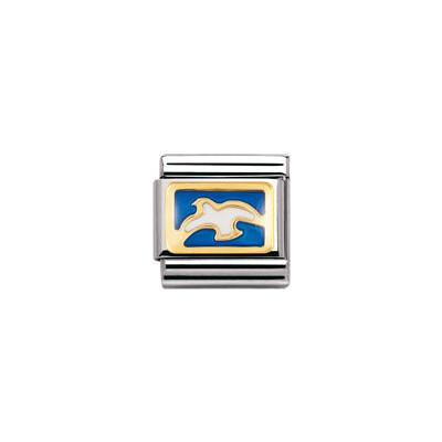 modulaire unisex bijoux Nomination Composable 030211/18