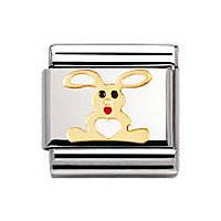 modulaire unisex bijoux Nomination Composable 030212/02