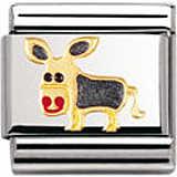 modulaire unisex bijoux Nomination Composable 030212/03