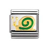 modulaire unisex bijoux Nomination Composable 030212/09