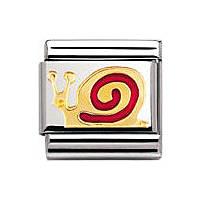 modulaire unisex bijoux Nomination Composable 030212/10