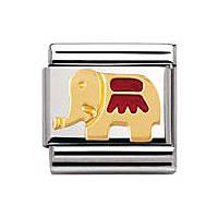 modulaire unisex bijoux Nomination Composable 030212/21