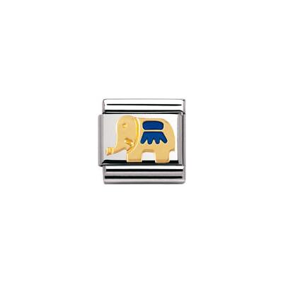 modulaire unisex bijoux Nomination Composable 030212/22