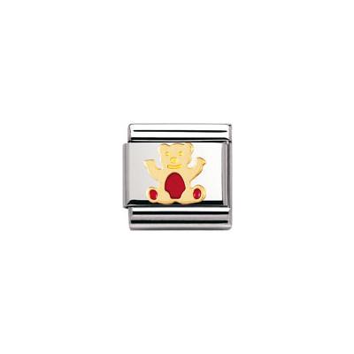modulaire unisex bijoux Nomination Composable 030212/28