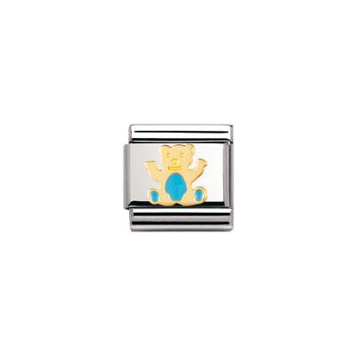 modulaire unisex bijoux Nomination Composable 030212/33