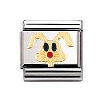 modulaire unisex bijoux Nomination Composable 030212/37