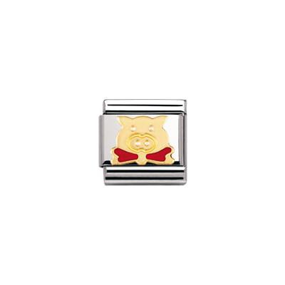 modulaire unisex bijoux Nomination Composable 030212/38
