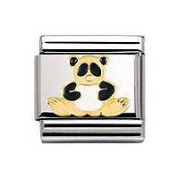 modulaire unisex bijoux Nomination Composable 030212/39