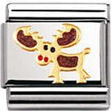 modulaire unisex bijoux Nomination Composable 030212/42