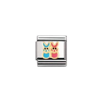 modulaire unisex bijoux Nomination Composable 030212/45