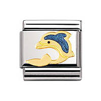 modulaire unisex bijoux Nomination Composable 030213/01