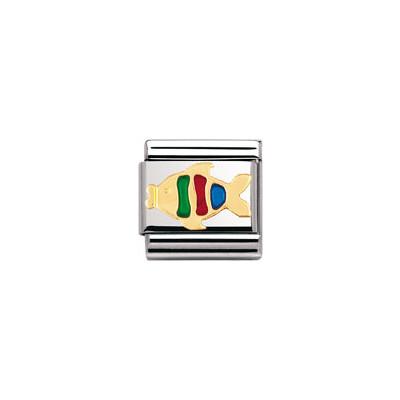 modulaire unisex bijoux Nomination Composable 030213/02