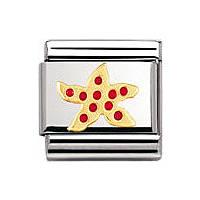 modulaire unisex bijoux Nomination Composable 030213/05