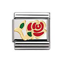 modulaire unisex bijoux Nomination Composable 030214/01