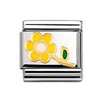 modulaire unisex bijoux Nomination Composable 030214/07