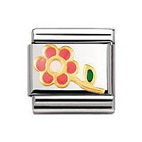 modulaire unisex bijoux Nomination Composable 030214/08